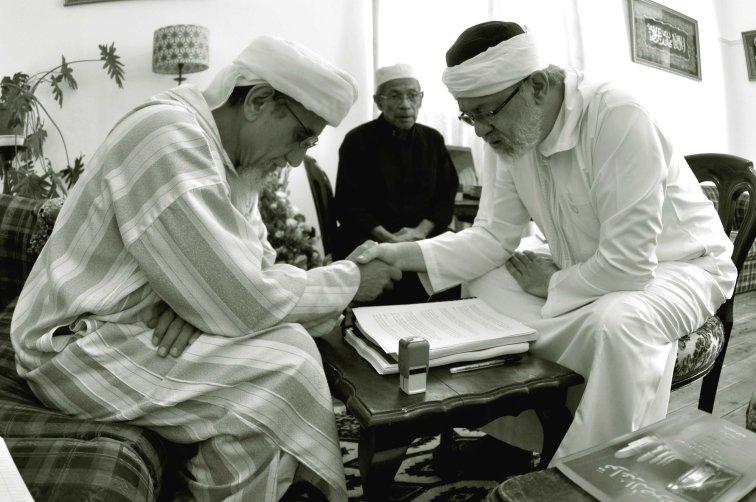 Ijazah Sh Ahmad Qat'aniBW