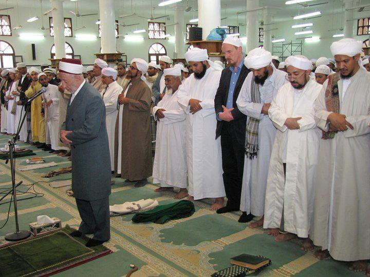 scholars stand behind al-buti