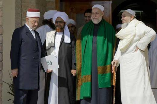 Al-Buti, Habib Umar, al-Jumua and bn Bayyah