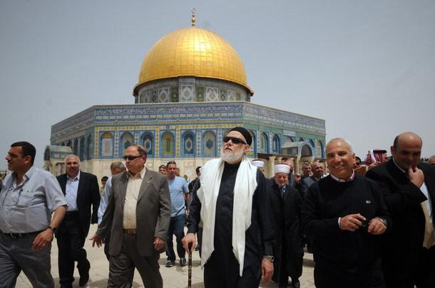 Egyptian Grand Mufti Sheikh Azzam al-Kha